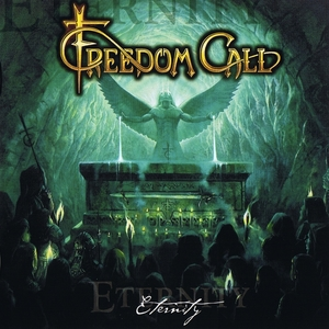 Freedom Call - Eternity - Green LP