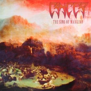 Cancer - The Sins Of Mankind - Vit LP