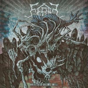 Feral - Where Dead Dreams Dwell - Blue LP