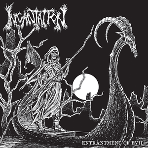 Incantation - Entrantment Of Evil - LP