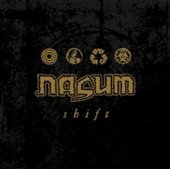 Nasum - Shift - LP