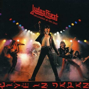 Judas Priest - Unleashed In The East - Röd LP