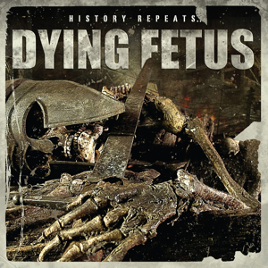 Dying Fetus - History Repeats - Marbled LP
