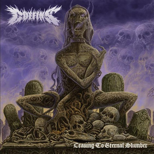 Coffins ‎- Craving To Eternal Slumber - LP