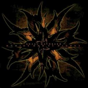 Anaal Nathrakh - Domine Non Es Dignus - Orange LP