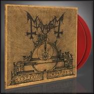 Mayhem - Esoteric Warfare - Röd LP