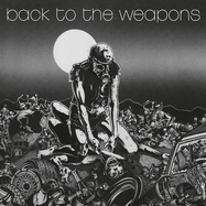 Living Death - Back To The Weapons - Splatter LP