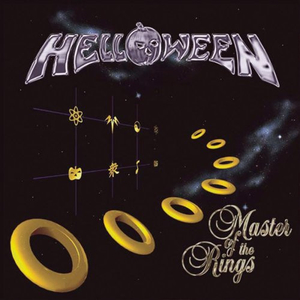 Helloween - Master Of The Rings - LP