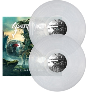 Sonata Arctica - Ninth Hour - Clear LP