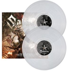 Sabaton - The Last Stand - Clear LP