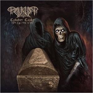 Paganizer - Cadaver Casket - Guld LP