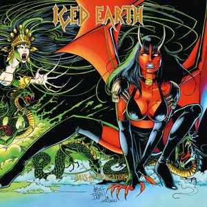 Iced Earth - Days Of Purgatory - LP
