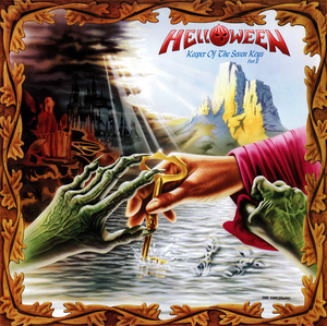 Helloween - Keeper Of The Seven Keys Part II - LP