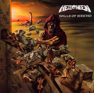Helloween - Walls Of Jericho - LP