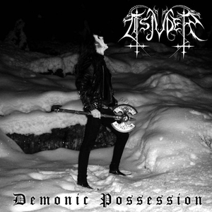 Tsjuder - Demonic Possession - Red LP