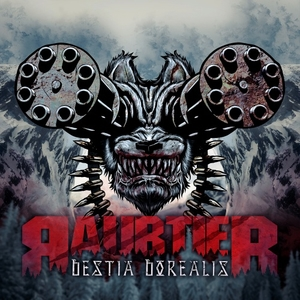 Raubtier - Bestia Borealis - LP