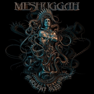 Meshuggah - The Violent Sleep Of Reason - Clear LP