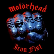 Motörhead - Iron Fist - LP