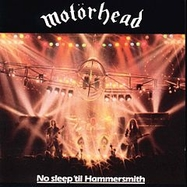 Motörhead - No Sleep Til Hammersmith - LP