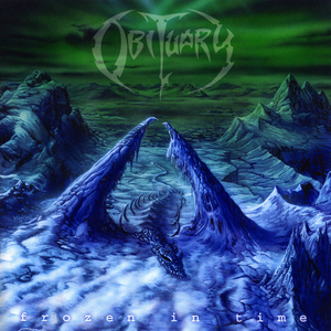 Obituary - Frozen In Time - LP