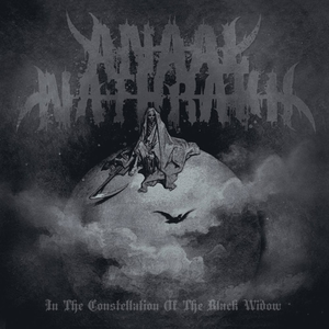 Anaal Nathrakh - In The Constellation Of The Black Widow - Clear LP