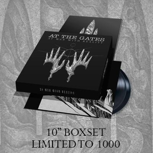 At The Gates - At War With Reality - 10 box set
