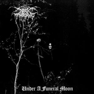 Darkthrone - Under A Funeral Moon - LP
