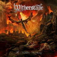 Witherscape – The Northern Sanctuary - Clear LP-CD