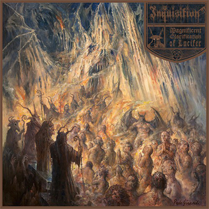 Inquisition - Magnificent Glorification Of Lucifer - LP