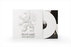 Death Wolf - III Östergötland - White LP