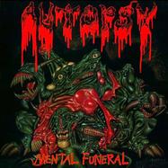 Autopsy - Mental Funeral - LP