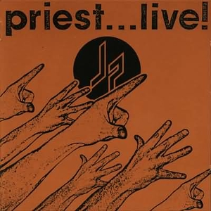 Judas Priest - Priest Live - Clear LP