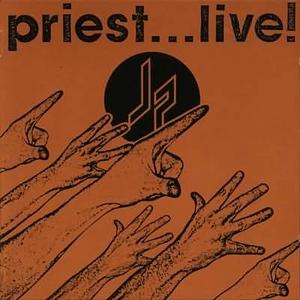 Judas Priest - Priest Live - Clear LP