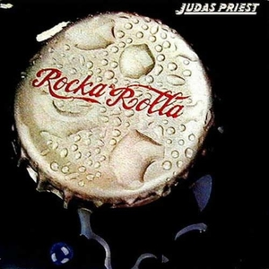 Judas Priest - Rocka Rolla - Clear LP