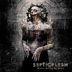 Septicflesh - Mystic places Of Dawn - Röd LP