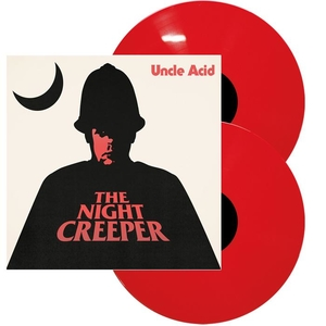 Uncle Acid and The Deadbeats - The Night Creeper - Red LP