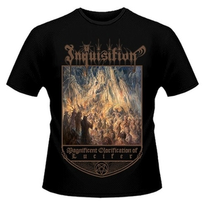 Inquisition - Magnificent Glorification Of Lucifer - t-shirt