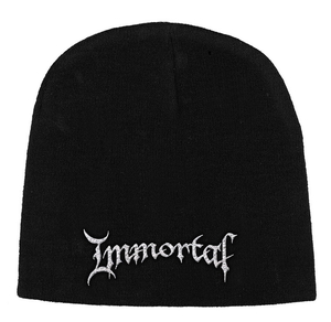 Immortal - Logo - hat