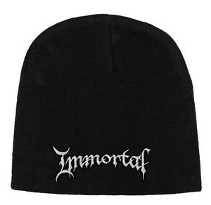 Immortal - Logo - mössa