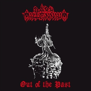 Dark Millennium - Out Of The Past - LP
