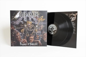 Iced Earth - Plagues Of Babylon - LP