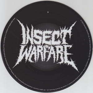 Napalm Death - Insect Warfare - Split - Pic-7