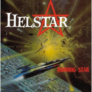 Helstar - Burning Star - LP