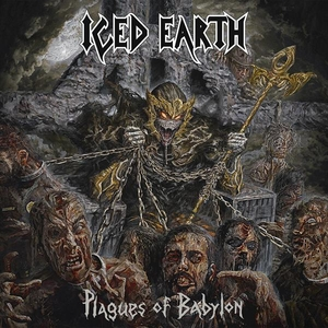 Iced Earth - Plagues Of Babylon - Guld 10