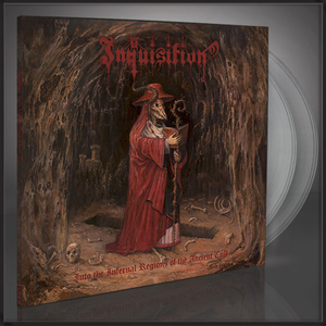 Inquisition - Into The Infernal Regions Of The Ancient Cult - Clear LP