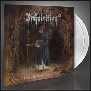Inquisition - Invoking The Majestic Throne Of Satan - White LP