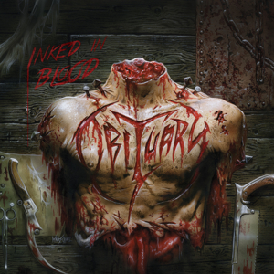 Obituary - Inked In Blood - LP
