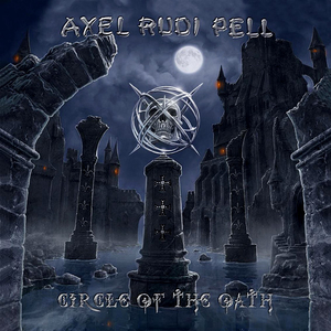 Axel Rudi Pell - Circle Of The Oath - Blå LP