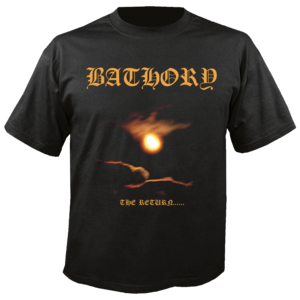 Bathory - The Return - t-shirt