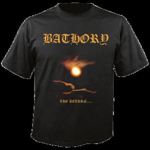 Bathory - The Return - t-shirt